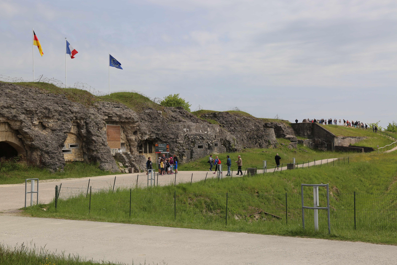 R ouverture du fort de douaumont actualit s tourisme verdun - Verdun office du tourisme ...