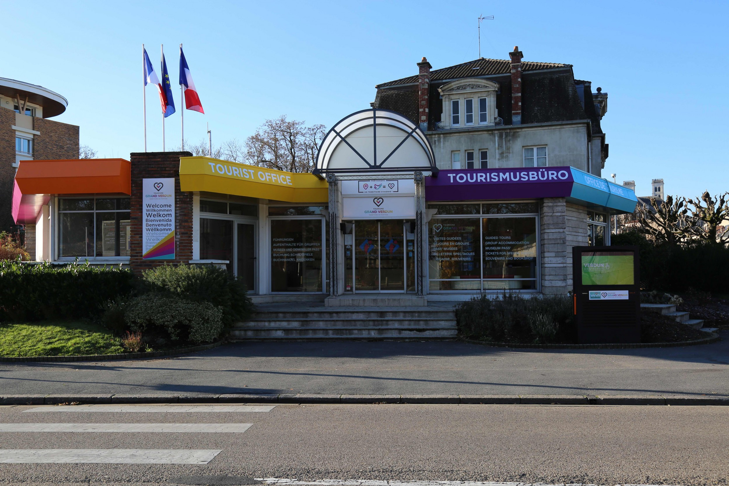 Office de Tourisme Grand Verdun